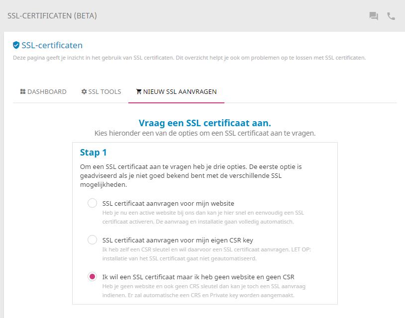 Het aanvragen van een SSL-certificaat is een fluitje van een cent